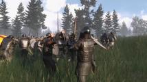 Of Kings And Men, Combat trailer