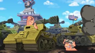 Worms W.M.D - Mechanized Mayhem!