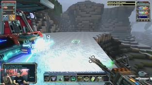 Čtenář Strikes Back: FortressCraft Evolved!
