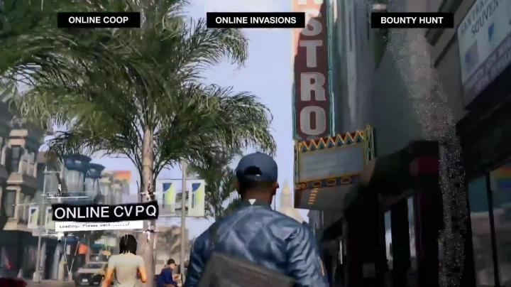 Watch Dogs 2 - Online Multiplayer Gameplay