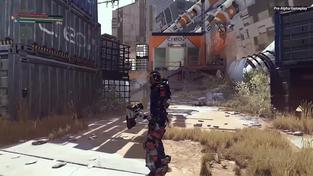 The Surge - záběry z hraní