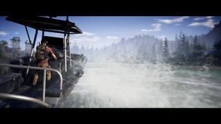 Ghost Recon Wildlands - upravování zbraní a postav