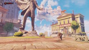 BioShock collection - ukázka hraní BioShock Infinite