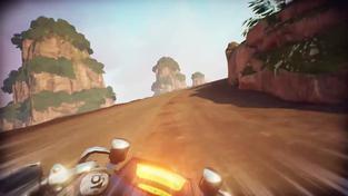 Moto Racer 4 - trailer