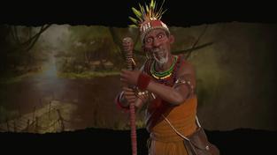CIVILIZATION VI – představení Konga