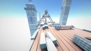 Clustertruck - gameplay trailer s datem vydání