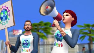 The Sims 4  - City Living: Official Trailer