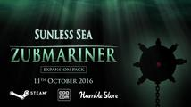 Sunless Sea - Zubmariner Launch Trailer