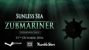 Sunless Sea - Zubmariner Launch Trailer