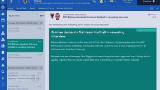 Football Manager 2017 - novinky