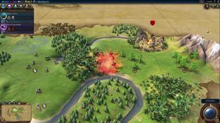 Civilization VI - jak zatočit s barbary