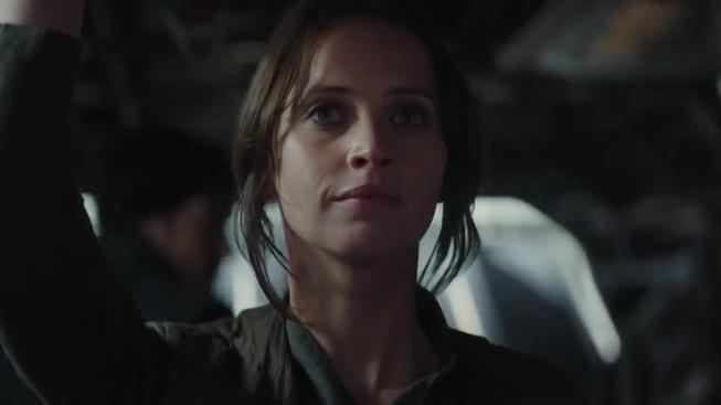 Rogue One: Star Wars Story – trailer 2 - dabing