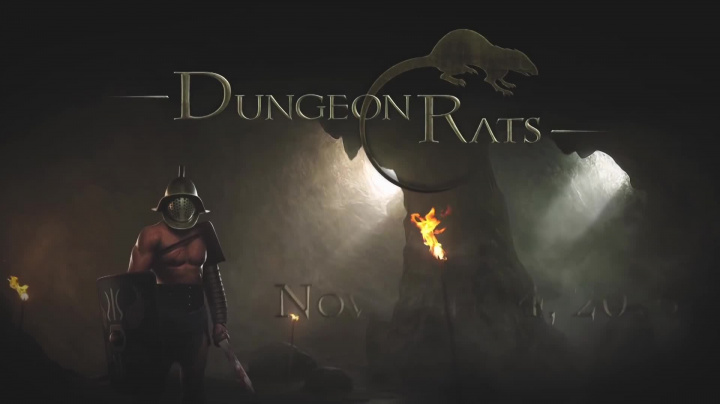 Dungeon Rats - Trailer