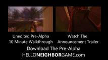 Hello Neighbor - Basement Gameplay (Trailer #2)