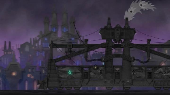 Dark Train - Steam release trailer