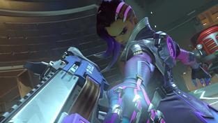 Overwatch - Sombra gameplay trailer