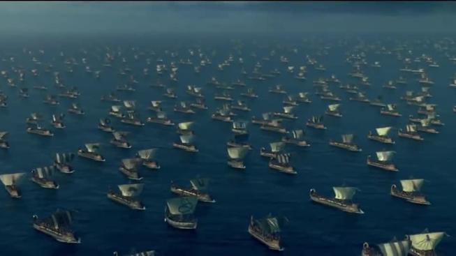 Trója (2004): Trailer