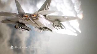 Ace Combat 7 - PSX 2016 Trailer