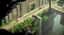 Lara Croft GO - PlayStation Experience 2016: Launch Trailer   PS4, PS Vita