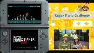 Super Mario Maker for Nintendo 3DS – Nintendo Minute