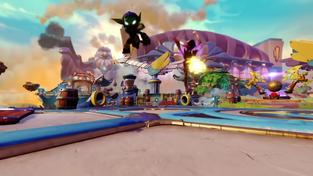 Skylanders Imaginators Crash Bandicoot E3 Trailer [UK]