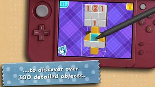 Picross 3D: Round 2 - Launch Trailer
