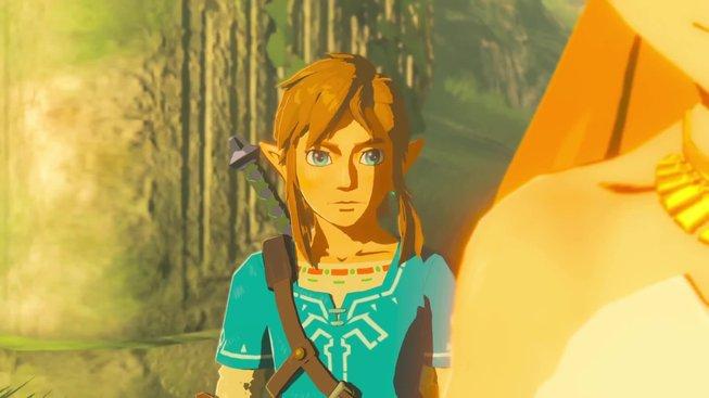 Co říkají na The Legend of Zelda: Breath of the Wild američtí puberťáci?