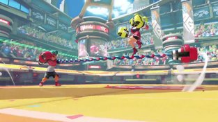 ARMS - Nintendo Switch Presentation 2017 Trailer