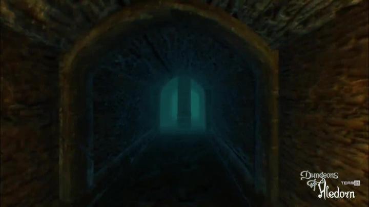 Dungeons of Aledorn - test dungeonu
