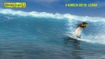 Divoké vlny 2: Ukázka - Codyho triky