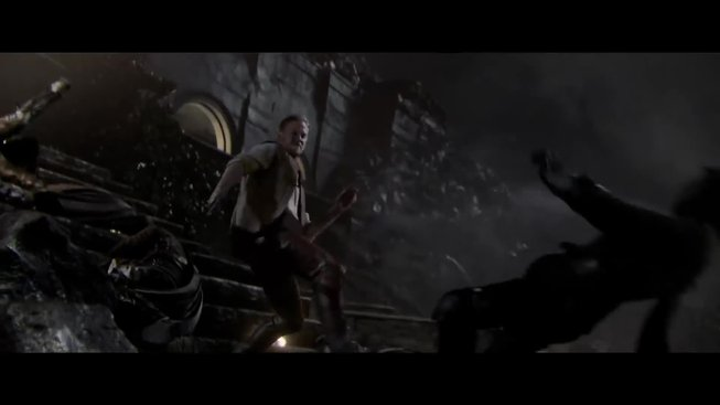 Král Artuš: Legenda o meči: Teaser
