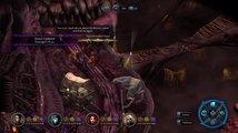 Torment: Tides of Numenera - záběry z hraní