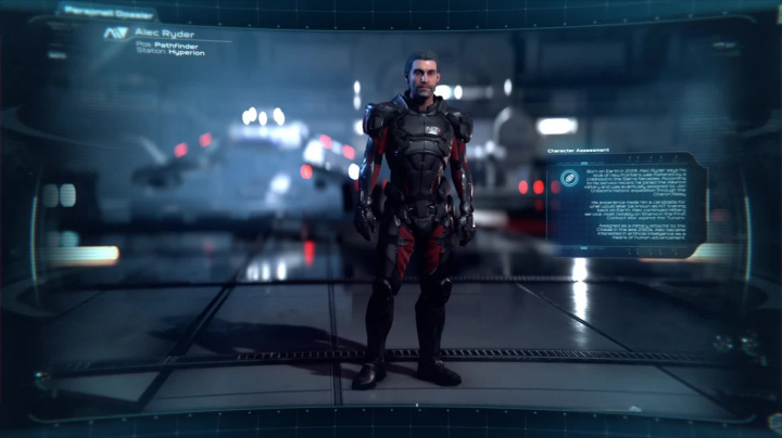 Mass Effect: Andromeda – Pathfinder Team Briefing