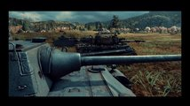 World of Tanks Console - Tiger 131 vs Sherman Fury