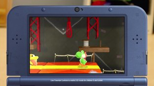 Poochy & Yoshi's Woolly World – A Woolly Distraction