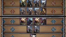 Gwent: The Witcher Card Game - Nilfgaard arrives