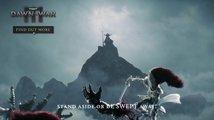 Warhammer 40 000: Dawn of War III - Prophecy of War - Introducing the Eldar trailer