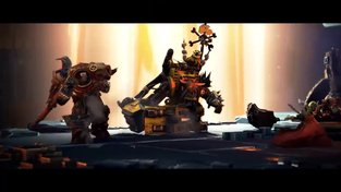 Warhammer 40 000: Dawn of War III - Prophecy of War trailer
