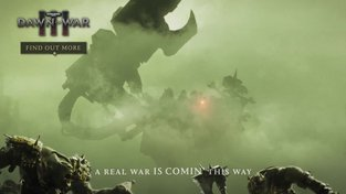 Warhammer 40 000: Dawn of War III - Prophecy of War - Introducing the Orks trailer