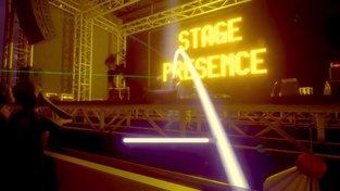 Stage Presence - oznamovací trailer