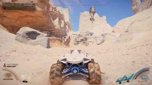 Mass Effect: Andromeda - prozkoumávání a objevování