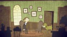 The Franz Kafka Videogame Announcement Trailer