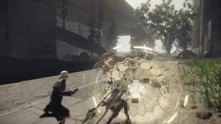 NieR: Automata – startovní trailer