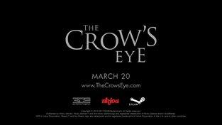 The Crow's Eye Gameplay Trailer | Puzzle horror adventura