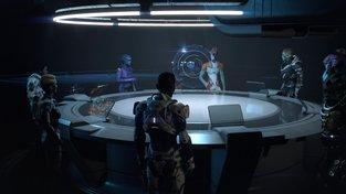Mass Effect: Andromeda – startovní trailer