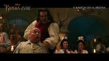 Kráska a zvíře - Josh Gad a Luke Evans jako Lefou a Gaston: Rozhovor