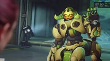 Overwatch - Orisa preview
