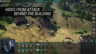 Blitzkrieg 3 - The world's first Neural Network AI for RTS