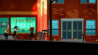 Night In The Woods Trailer - trailer (2014)