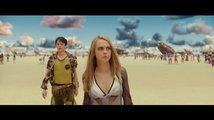 Valerian a město tisíce planet: Trailer